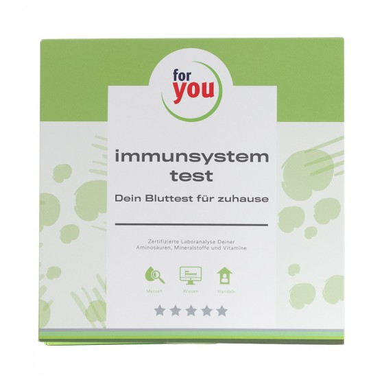 for-you-immunsystem-test-bluttest