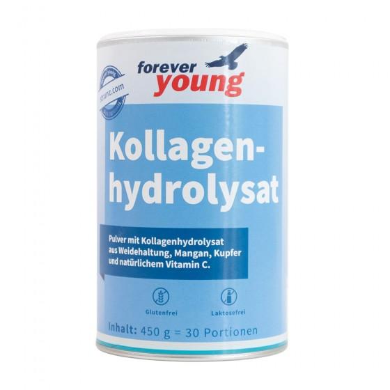 kollagenhydrolysat-pulver