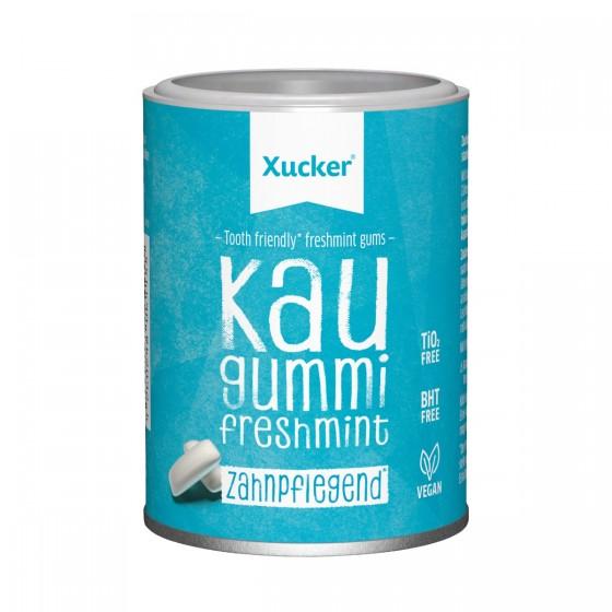 Xylit Kaugummis mit Freshmint-Geschmack