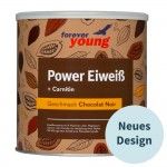 forever young power eiweiß Dose Chocolat Noir