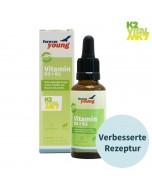 Vitamin D3 und K2 Tropfen