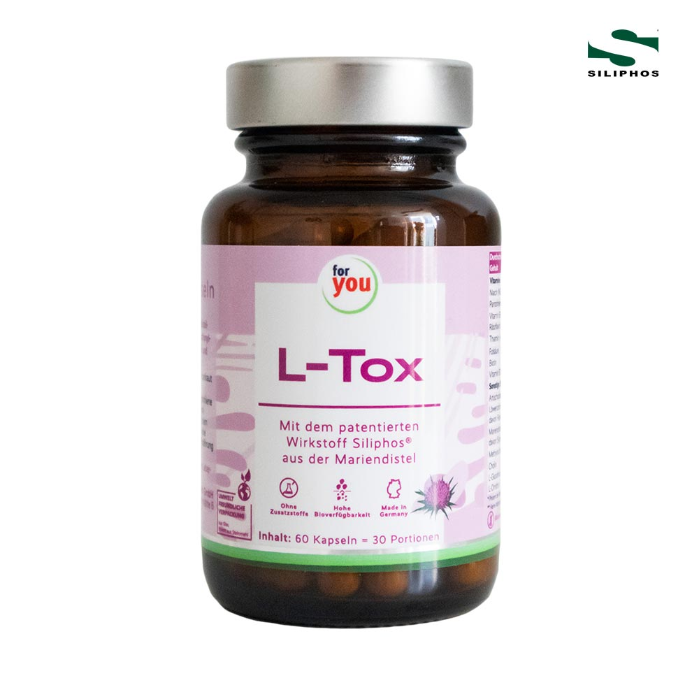 for you L-Tox – Kapseln