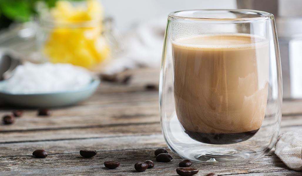 Bulletproof Vanille-Coffee