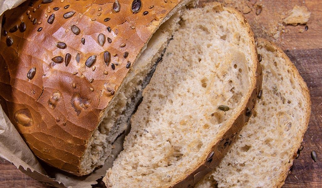 Low Carb-Brot