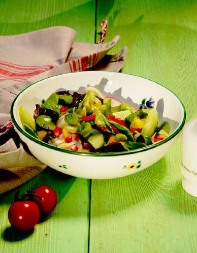 News Salat und Gemüse